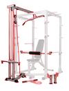 fitnessmaskine træktårn